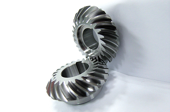 Worm and Bevel Gears